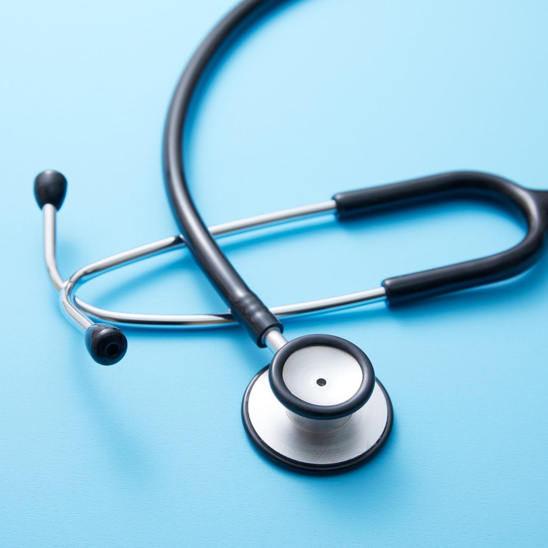 聴診器の写真